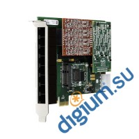 8-и портовая аналоговая карта PCI-Express