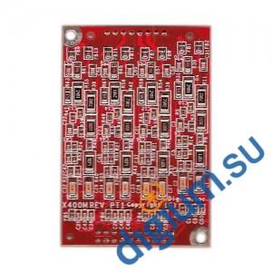 Модуль на 4 порта FXO (совместимы: 1TDM800